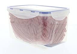 Hot tamales 4 lb comes in an EasyLock container that is Airtight, Watertight, and Stackable