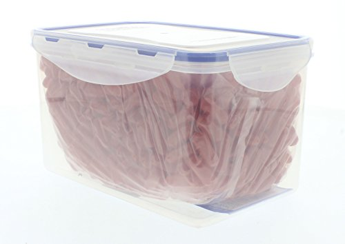 HOT TAMALES bulk in an EasyLock container that is Airtight, Watertight, and Stackable (4 LB)