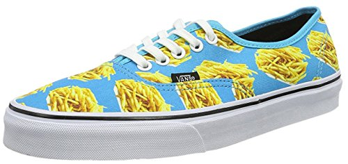 Unisex Authentic U Giallo Turchese Vans Adulto Sneakers xaZd5nqPw