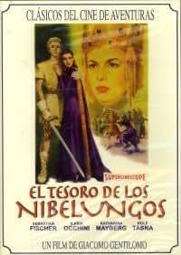 El tesoro de los Nibelungos [DVD]