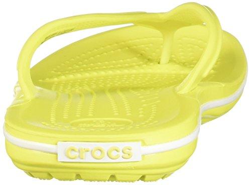 Crocband Crocs Mixte Tongs Adulte Tennis Green Ball white Flip vdOrwd