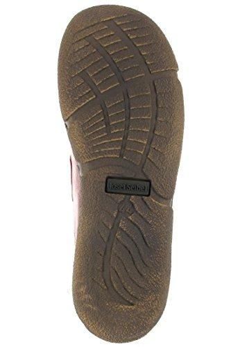 Josef Seibel Schuhfabrik GmbH Neele 04 - Zapatillas de cuero para mujer Rot
