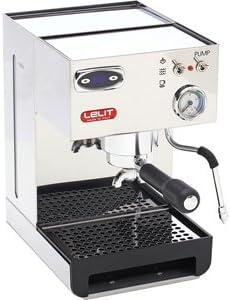 Lelit PL41TEM Espresso Machine – PID with gauge D612