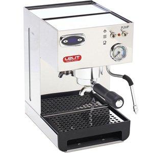 Lelit PL41TEM Espresso Machine - PID with gauge (D612) by Lelit