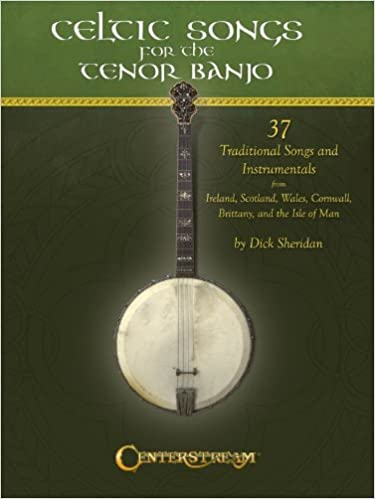 Amazon com: Celtic Songs for the Tenor Banjo: 37 Traditional