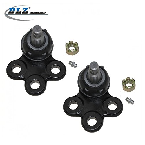 DLZ 2 Pcs Front Lower Ball Joint Compatible with 2012-2014 Chevrolet Captiva Sport 2005-2009 Chevrolet Equinox 2000-2013 Chevrolet Impala 2000-2007 Chevrolet Monte Carlo 1997-2005 Chevrolet Venture
