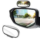 LivTee Adjustable 360 Degree Mounted Blind Spot