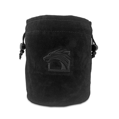 Dragons Play Multipocket Dice Bag (Black), MEDIUM