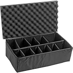 Pelican 1510 Padded Divider Set, Black - 1510-406-100