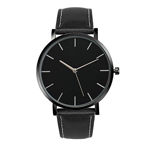 Wristwatches, Boyiya Luxury Quartz Watch Men Women Famous Brand Gold Leather Band Wrist Watches - Girl Brands Famous