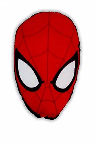 Coussin tête de spiderman 27 x 40 cm 16385_79589