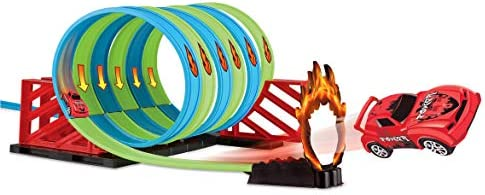 TrackGo Builder Flexible Bendable Instructions product image