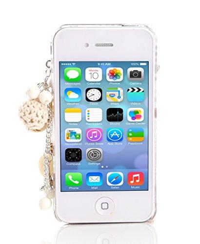 Blingmeister 1122874 Princess Hülle für Apple iPhone 5/5S