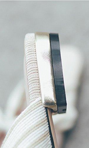 CWJ Arc Paresseux Baotou Dehors Chaussures Plates en Nu Chaussures Sandales L'Été de Pantoufles Pointues Porter Femmes Fée qqr1R