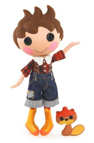 輸入ララループシー人形ドール [並行輸入品] MGA Lalaloopsy Doll - Forest Evergreen (Boy) Lalaloopsy [並行輸入品] B01GFJUNWO B01GFJUNWO, トミソン:5284f3c8 --- arvoreazul.com.br
