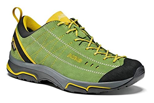 Asolo Women's Nucleon GV English Ivy/Yellow 7 B US by Asolo (Image #1)