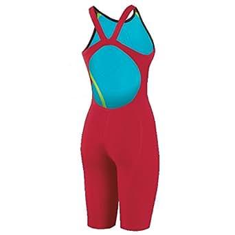 Amazon.com: NIKE SWIM NG-1 Kneck to Knee Swimsuit,Action