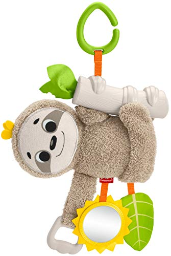Fisher-Price Fisher-Price Slow Much Fun Stroller Sloth
