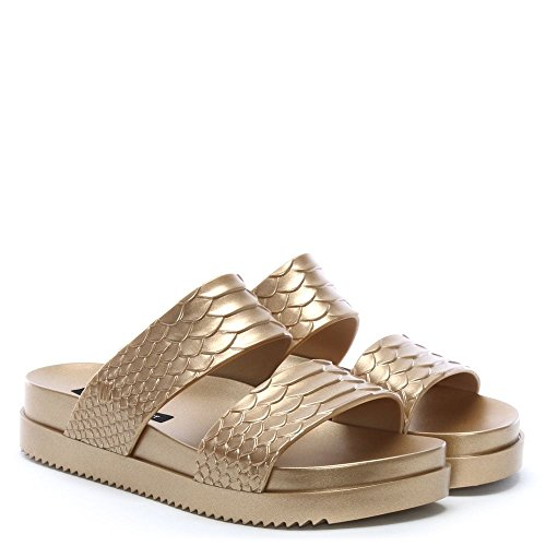 x Two Baja Sliders Bar Patent East Melissa Gold Gold Python Cosmic qYcCwd