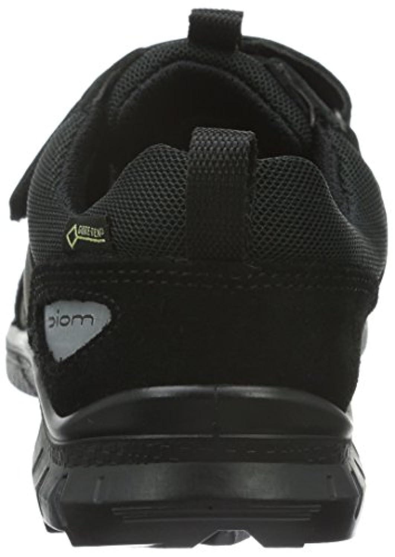 Ecco Unisex Kids' Biom Trail Multisport Outdoor Shoes, Black/Black (Black/BLACK51052), 6.5 Child UK