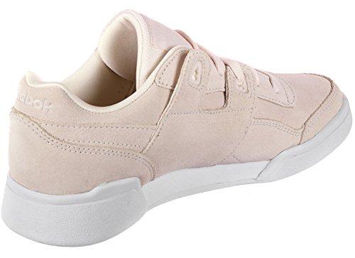 Ultima Plus Purple de Pale Fitness Femme Rose Reebok Chaussures Lo 000 Subtle Pop Workout Multicolore White Pink RpxqgHOw