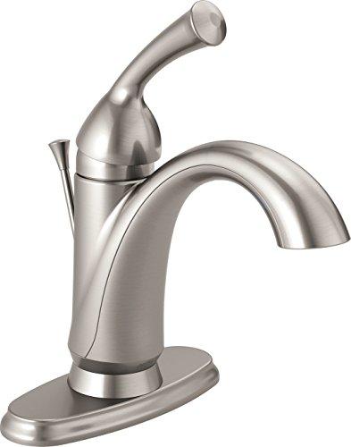 Delta Faucet Haywood Single-Handle Bathroom Faucet With