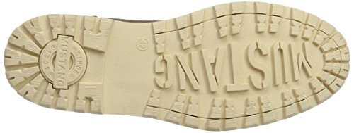 Mustang Herren 4092-609-301 Klassische Stiefel Braun (Kastanie)