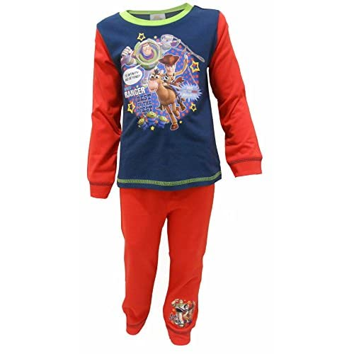 discount Thingimijigs Disney Toy Story Best in The West Little Boys Pajamas hot sale