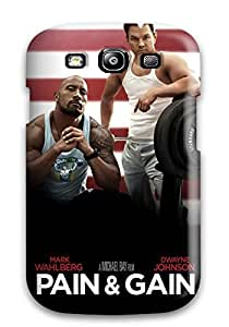 CaseyKBrown Case Cover Protector Specially Made For Galaxy S3 Pain & Gain Movie