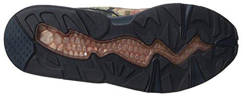 Puma Mens R698 Evo Sneaker Total Eclipse