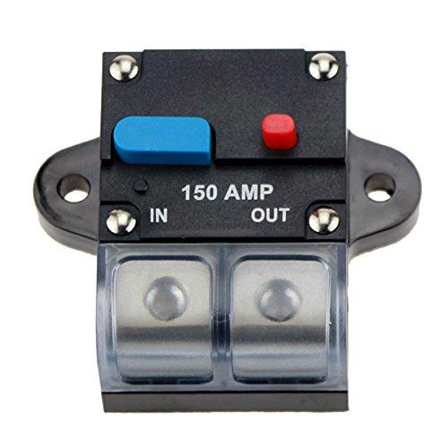 kumeed-150a-circuit-breaker-trolling-motor-auto-car-marine-boat-bike-stereo-audio-inline-fuse-holder