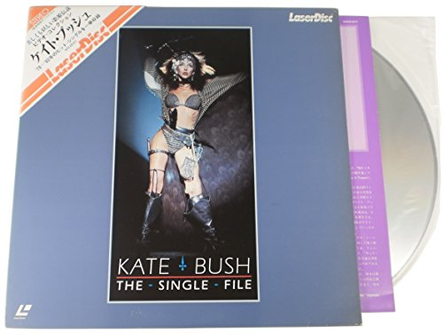 kate bush laserdisc - 2