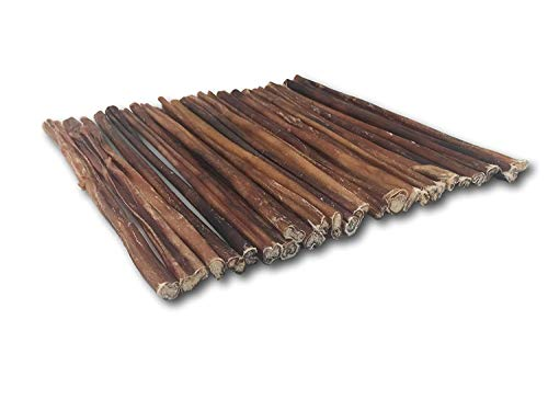 Top Dog Chews 12'' Premium Bully Sticks - All Natural Dog Treats (25 Pack) by Top Dog Chews (Image #1)