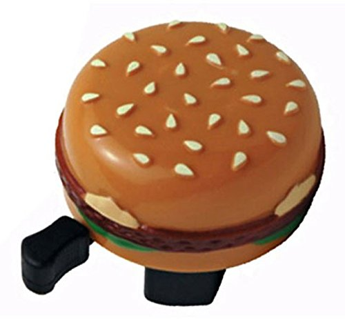 Bicycle Hamburger Bell by Lexco (Bike Bell)