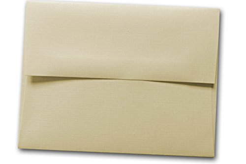 Royal Sundance Linen Ivory A7 Envelopes - 50 Pk
