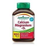 Jamieson Calcium Magnesium + Vitamin D3