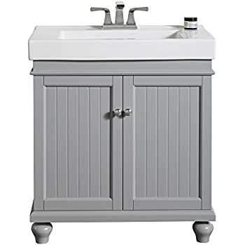 Ove Decors Aspen Vb Vanity With Marble Countertop And