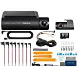 THINKWARE F800 PRO 2 Channel HD Dash Camera | 32GB Micro SD Card with Hardwiring Kit | Vehicle Hardwire Installation Tool Set with Fuse Taps INCLUDED