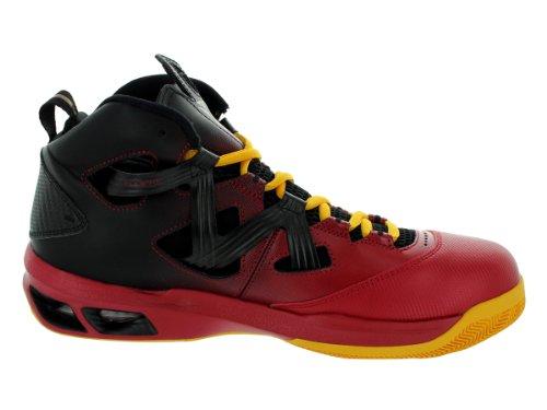 Nike Jordan Melo M9 Red Black Mens Trainers
