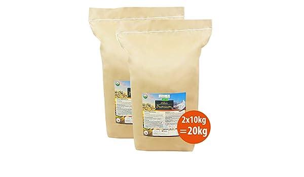 WachtelGold® Comida Premium de Pollo ♥ │ 20kg │ ✓ sin ...