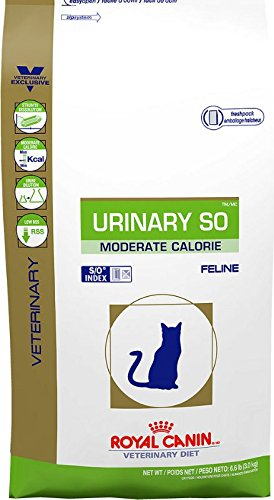 Royal Canin Veterinary Diet Urinary SO Moderate Calorie D...