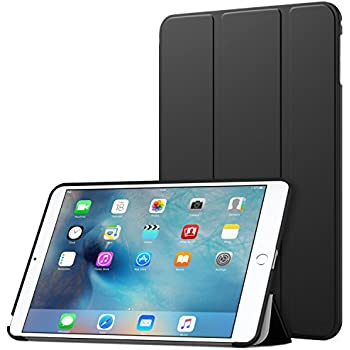 Amazon.com: JETech Case for Apple iPad Mini 4, Smart Cover ...
