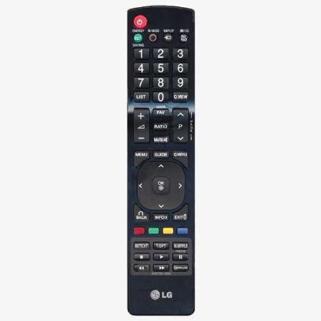 AUTÉNTICA* LG LCD/Plasma/televisor LED mando a distancia para ...
