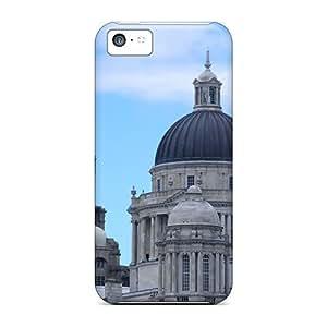 Cute Tpu Winvin Liverpool Case Cover For Iphone 5c by icecream design