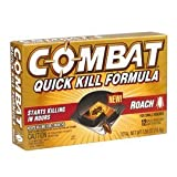 Combat Quick Kill Small Roach Bait Boxed