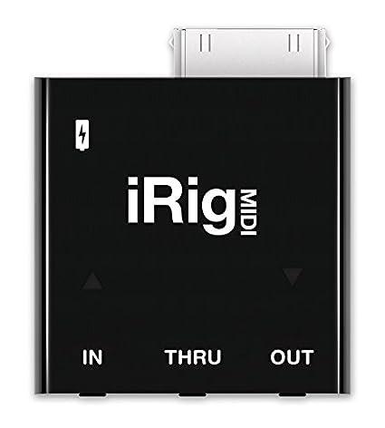 IK Multimedia iRig Midi for iPhone/iPod touch/iPad