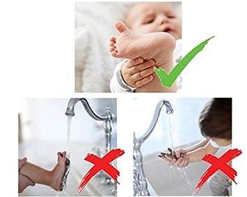 Baby Fuß Oder Hand Abdruckset Cleantouch Von Kiinda