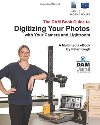 Albums Photo Dvd (Digitizing Your Photos with Your Camera & Lightroom: The DAM Book Workflow Guide)