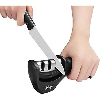 Amazon Com Kitcheniq 50881 Edge Grip 2 Stage Knife
