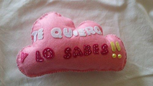 MINI COJIN NUBE ORIGINAL ¡¡ENVÍO GRATIS!!: Amazon.es: Handmade